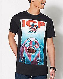 Clown Jaws Insane Clown Posse T Shirt