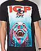 Clown Jaws Insane Clown Posse T Shirt