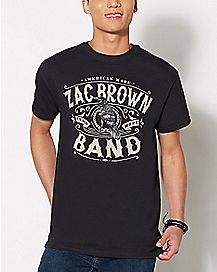 Zac Brown Band T Shirt