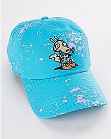 Splatter Rocko's Modern Life Dad Hat