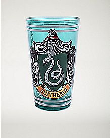 Slytherin Pint Glass