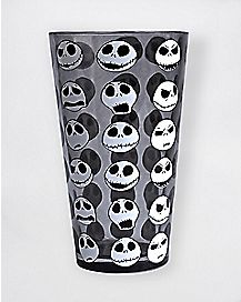 Nightmare Before Christmas Jack Skellington Pint Glass - 16 oz