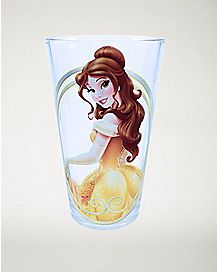 Belle Beauty and the Beast Pint Glass - 16 oz.