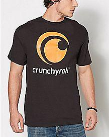 Crunchy Roll Symbol T Shirt