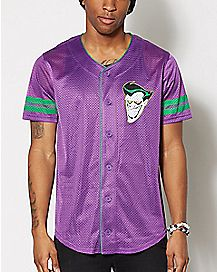 Joker Baseball Jersey - DC Comics