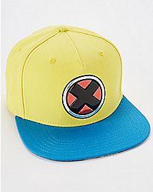 X-Men Snapback Hat - Marvel Comics