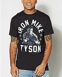 Iron Mike Tyson T Shirt