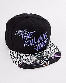 The Killing Joke Batman Snapback Hat