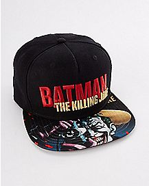 Batman The Killing Joke Snapback Hat