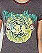 Rick and Morty Portal T Shirt