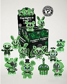 Five Nights At Freddy's Glow in the Dark Mystery Minis Figure