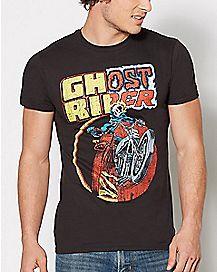 Ghost Rider T Shirt
