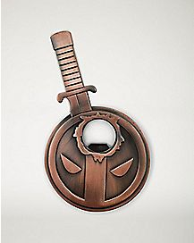 Deadpool Bottle Opener - Marvel Comics