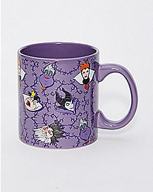 Disney Villains Mug - 20 oz