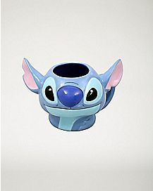 Molded Stitch Coffee Mug 20 oz. - Disney