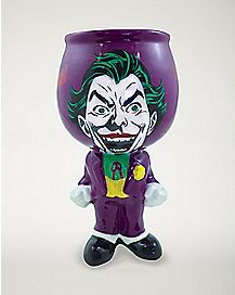 The Joker Molded Goblet - 12 oz