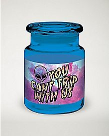 Can't Trip With Us Storage Jar - 6 oz.