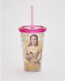 Belle Cup With Straw Beauty and the Beast 16 oz. - Disney