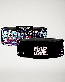 Harley Quinn and Joker Bracelet