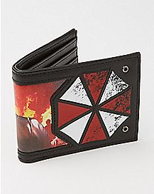 Umbrella Corporation Resident Evil Bifold Wallet