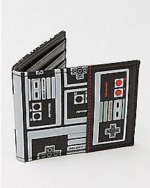 Nintendo NES Controller Bifold Wallet