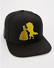 Gold Omni Beauty and the Beast Snapback Hat - Disney