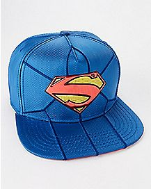 Ballistic Superman Snapback Hat