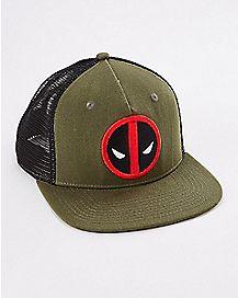 Deadpool Trucker Hat - Marvel Comics