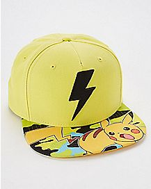 Pikachu Element Pokemon Snapback