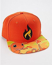 Charmander Element Pokemon Snapback