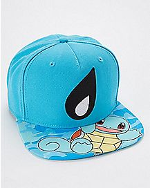 Squirtle Element Pokemon Snapback