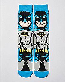 Batman Crew Socks - DC Comics