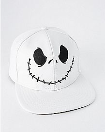 Jack Skellington Snapback Hat - The Nightmare Before Christmas