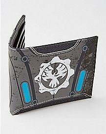 Gears of War Armor Bifold Wallet
