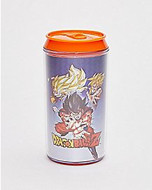 Dragon Ball Z Travel Can - 10 oz
