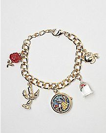 Belle Charm Watch - Beauty and the Beast