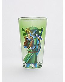 Link Legend of Zelda Pint Glass - 16 oz