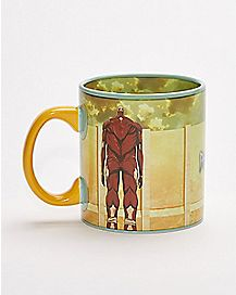 Attack on Titan Coffee Mug - 20 oz