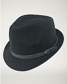 Paper Fedora with Buckle