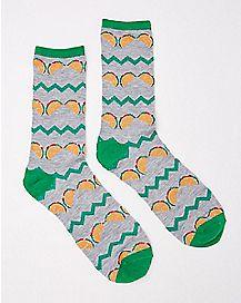 Taco Crew Socks