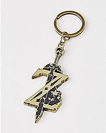Breath of the Wild Keychain - The Legend of Zelda