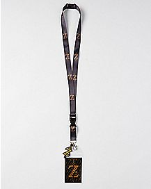 Breath of the Wild Lanyard - The Legend of Zelda