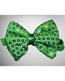 St. Patrick's Day Light Up Bowtie