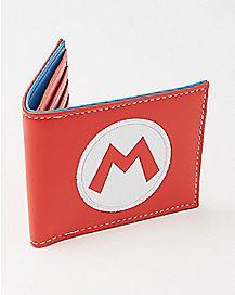 Nintendo Mario Bifold Wallet