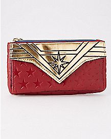 Wonder Woman Flap Wallet - DC Comics