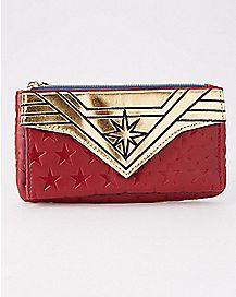 Wonder Woman Flap Wallet - DC Comics