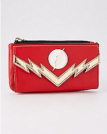 The Flash Flap Wallet - DC Comics