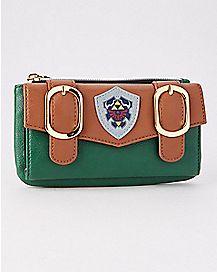 The Legend of Zelda Flap Wallet