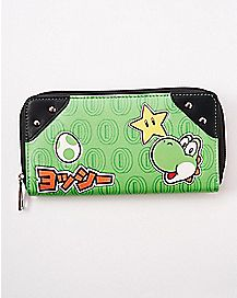 Yoshi Wallet - Super Mario Bros.
