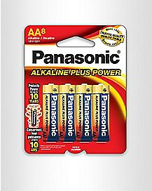Panasonic AA Batteries - 8 Pack